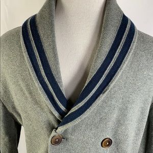 Tommy Hilfiger Sweaters - Tommy Hilfiger | Varsity Cardigan Double Breasted